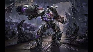 Прохождение трансформеры битва за Кибертрон Тёмный энергон 1