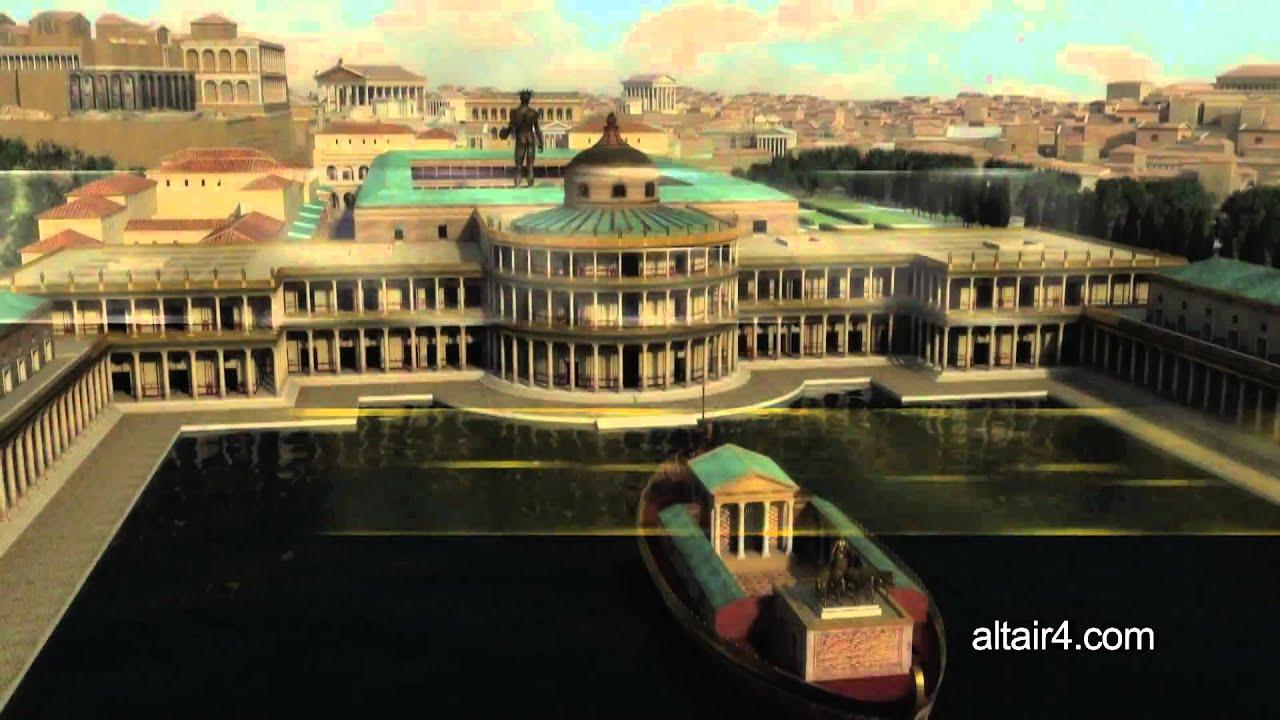 Nero And The Golden House   Nerone E La Domus Aurea   YouTube