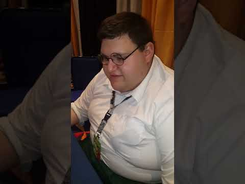 Exclusive interview with the real Peter Griffin