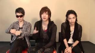 2011.9.21 5th ALBUM 「GO」 をリリースした BREAKERZのメンバーからの...