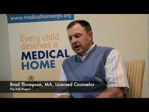 How have partnerships with care coordinators impacted your child's health? - Brad Thompson, MA