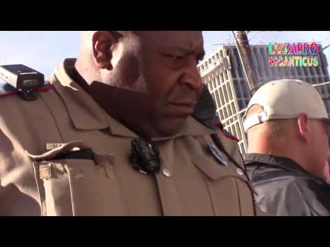 TX Highway Dept, DPS Targets the Poor at the Homeless Shelter Stop and Frisk 02-08-2017