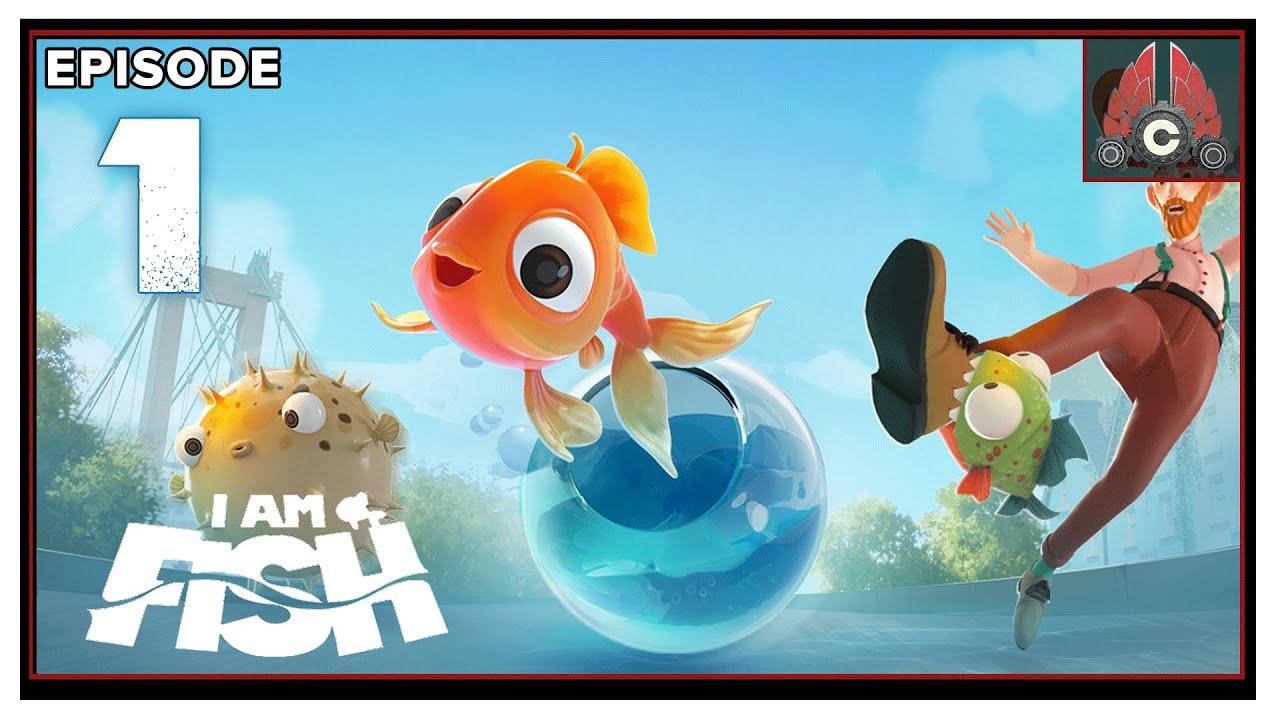 CohhCarnage Plays I Am Fish