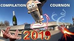 COURNONZER SQUAD | Compilation Skatepark Cournon