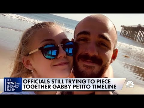 The search for Brian Laundrie continues in Florida