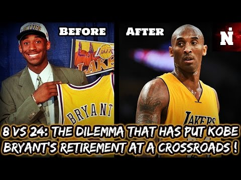 The Dilemma That Has Put Kobe Bryant's Retirement At A Crossroad!