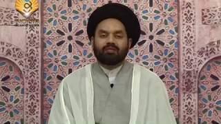 Lecture 105 (Namaz) Namaz-e-Jumma Ka Tariqa by Maulana Syed Shahryar Raza Abidi