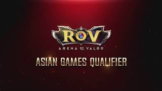 RoV Asian Games Qualifier EP6   Macao vs Chinese Taipei