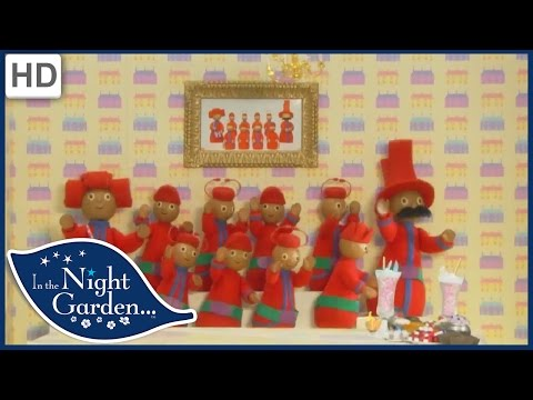 In The Night Garden - Dinner In The Ninky Nonk Videos For Kids