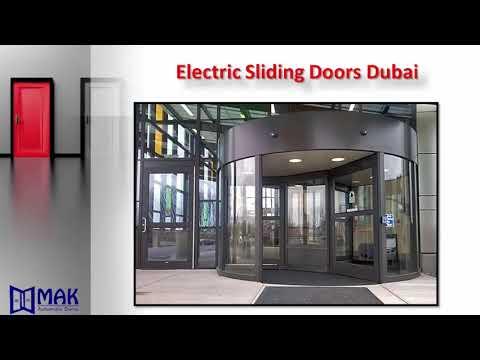 Automatic Doors Dubai,Automatic Sliding Doors Dubai, Automatic Electric  Gates Dubai