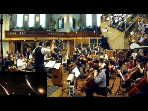 Polyverse - Air Studios Orchestral Recording Session