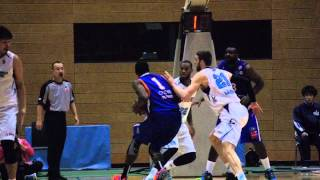 つくばロボッツvs三菱電機名古屋 バスケットボール 2015.3.1vol.30 五十...