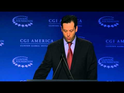 Steve Sugarman of Banc of California Announces New Commitment to Action – CGI America 2015