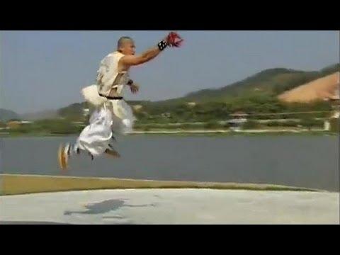 Shaolin kung fu chain whip