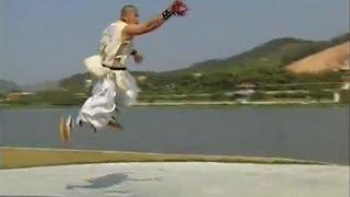 Shaolin kung fu chain-whip
