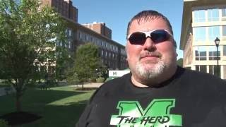 Marshall University Move In Day 2016