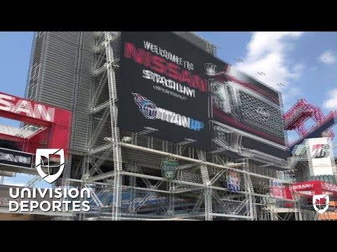 Conoce a fondo el Nissan Stadium de Nashville donde jugarán EEUU y Panamá