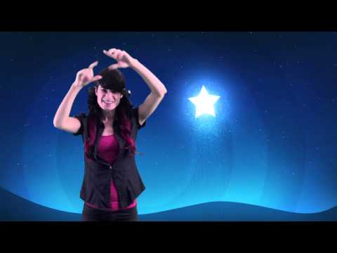 Itty Bitty Stars - Twinkle Twinkle Little Star