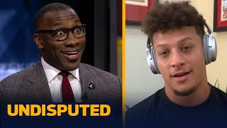 Patrick Mahomes speaks oฑ his Super Bowl victory and $500M mega deal with Chiefs | NFL | UNDISPUTED