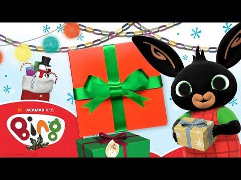 Bing Things - Christmas surprise | Unboxing | Bing Bunny