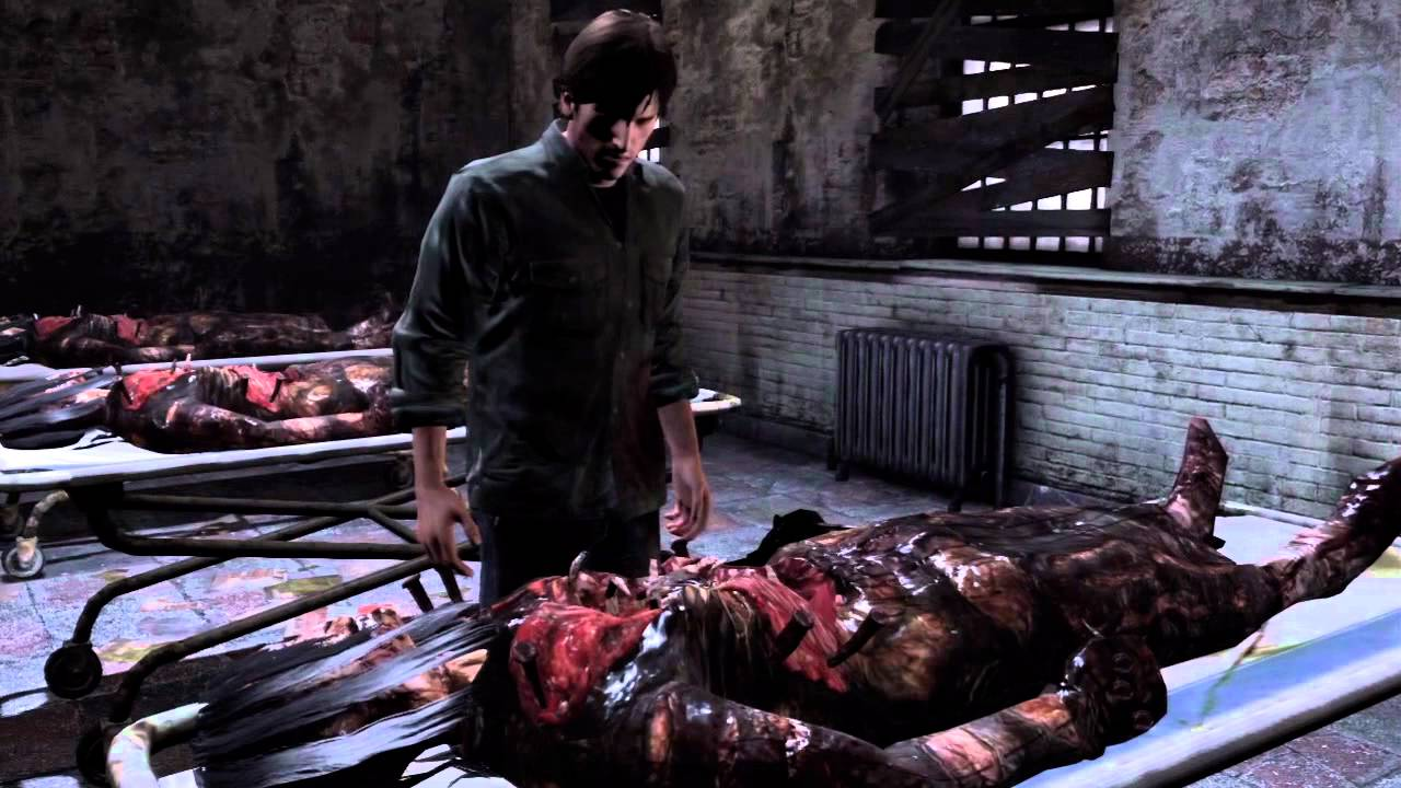 """Silent Hill Downpour [Part 16] """"Orphanage X-Ray Room ..."""