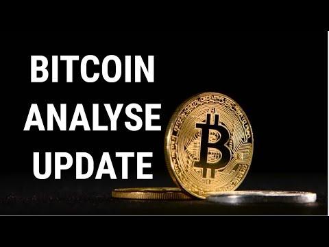 BITCOIN ANALYSE UPDATES - ~6500-6700 Bär Target / 7200-7500 Bulls