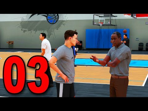 NBA 2K18 The Prelude - Part 3 - MY NBA TRYOUT!