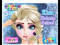 Makeup Games To Play Online - Disney's Frozen Elsa Makeup School Game