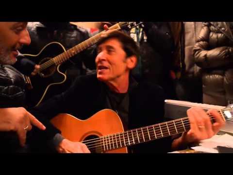 Speciale Gianni Morandi all'Edicola Fiore