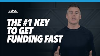 Startup Funding Rounds EXPLAINED (The #1 Key To Get Funding FAST)