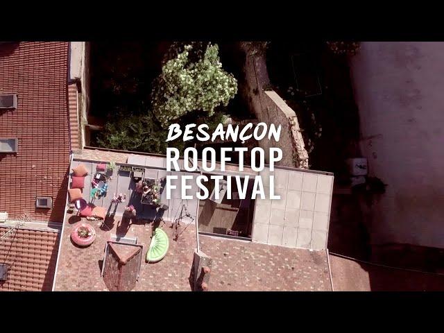Mula, K-nouch, L-Xir - DJ Set @ Besançon Rooftop Festival 2020