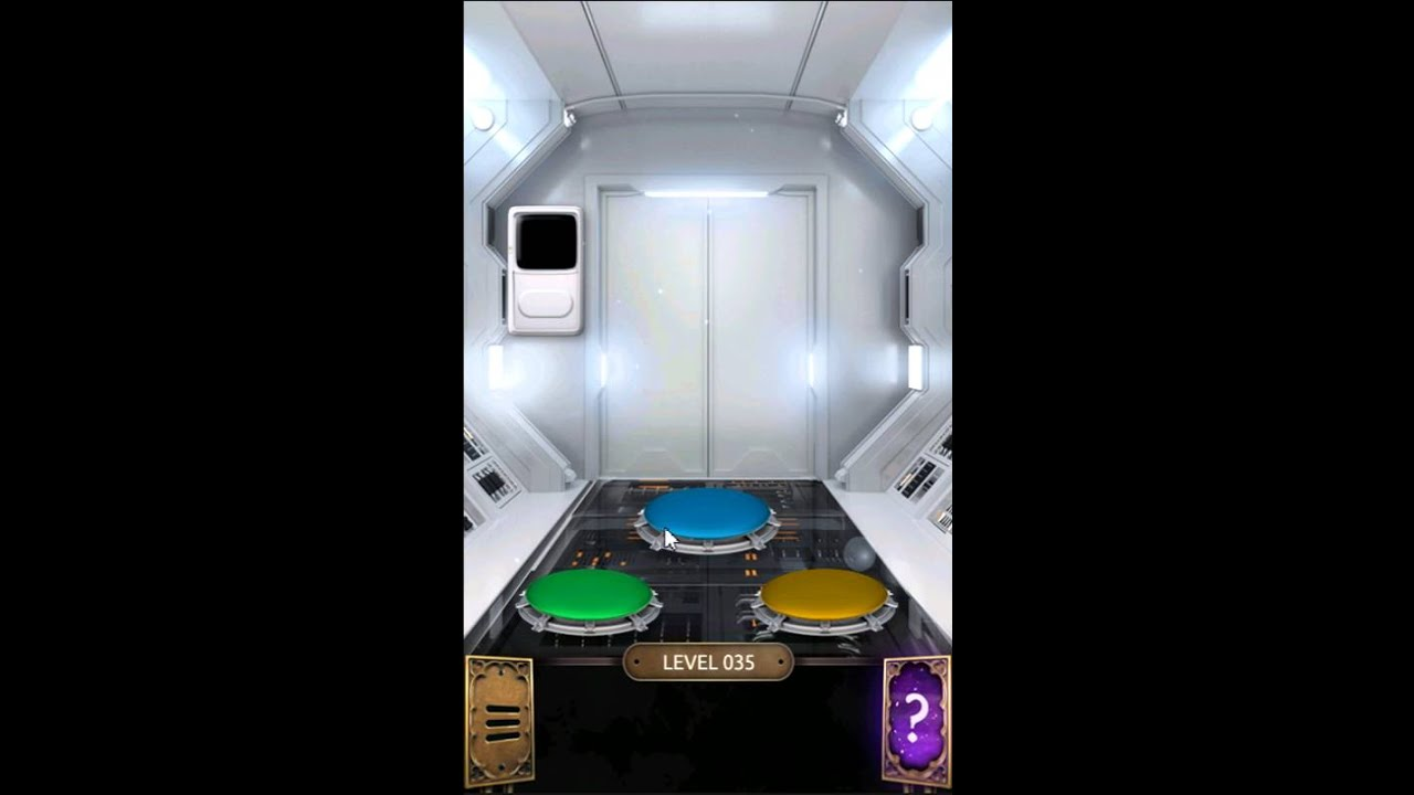100 doors challenge level 35 youtube for 100 doors door 35