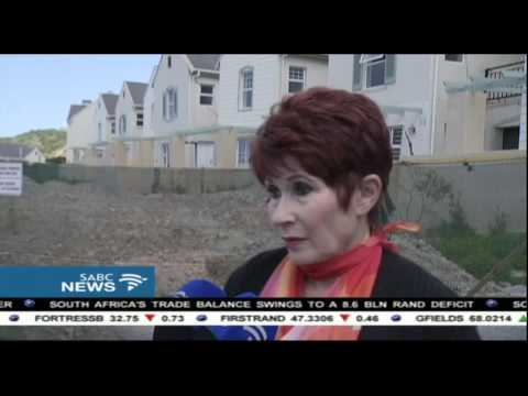 30 families in Mosselbay have to evacuate their homes due to shifting land