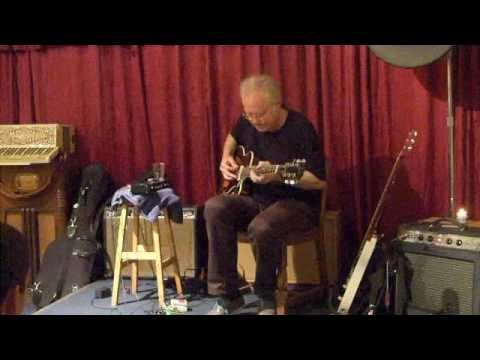 Bill Frisell Playing Live at Emerald City Guitars