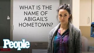Video Rectify's Aden Young and Abigail Spencer Get Silly  | People download MP3, 3GP, MP4, WEBM, AVI, FLV Agustus 2017