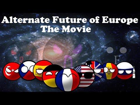 Alternate Future Of Europe - Season 1 - The Movie