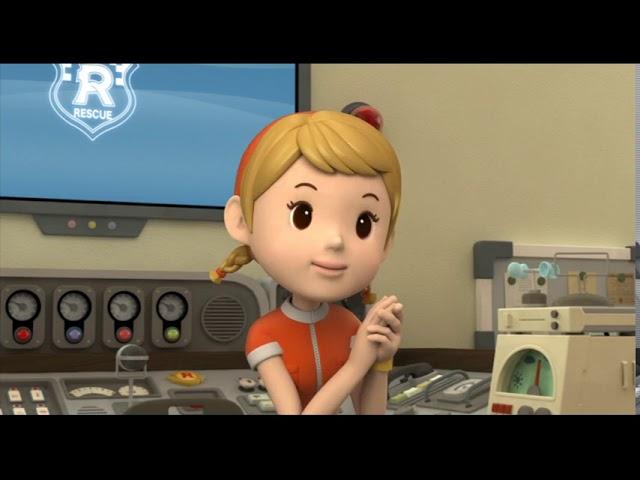 Robocar Poli: Heli's verjaardag (S01E10) (NEDERLANDS GESPROKEN)