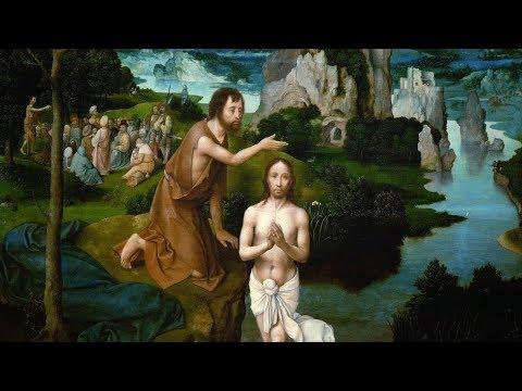¿Por qué Jesús quiso bautizarse? (comentario al Evangelio)*