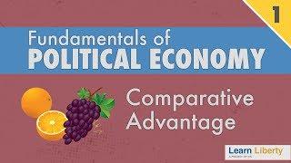 Economies of Scale and Comparative Advantage