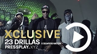 23 Drillas X Silwood Nation - Pull Up (Music Video) Prod By La Beats | Pressplay