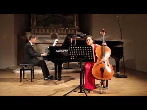 MARTINA BIONDI & PAOLO MANFREDI play C. Franck: Sonata in A Major