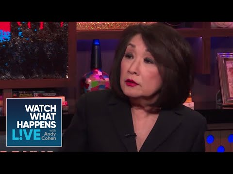 What'd Connie Chung Think About 'I, Tonya Harding'? | WWHL