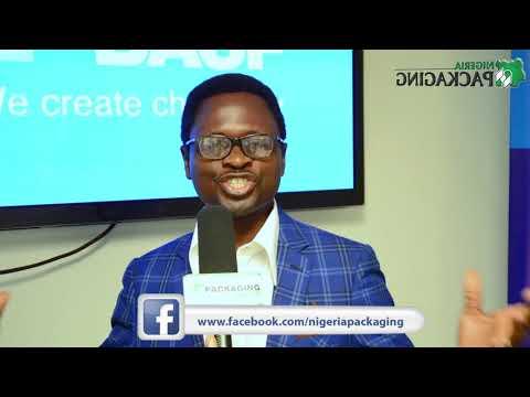 Nigeria Packaging TV Exclusive Interview Femi Odujoko, Chief Executive Officer, Ashley Baker