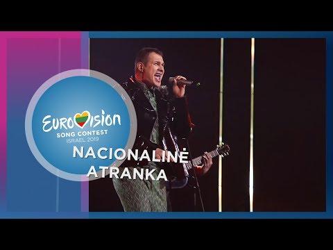 """Soliaris&ForeignSouls - """"Song of my life"""" - Nacionalinė Eurovizijos atranka"""