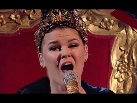 Saara Aalto Has A STANDING OVATION with 'Winner Takes it All' | Live Show 8 Full | The X Factor UK 2