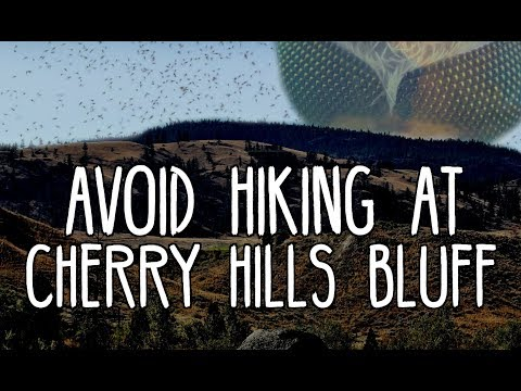 """""""I'd Avoid The Hiking Trails At Cherry Hills Bluff, If I Were You"""""""