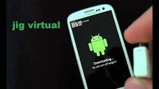 Jig para fazer Samsung entra em modo download