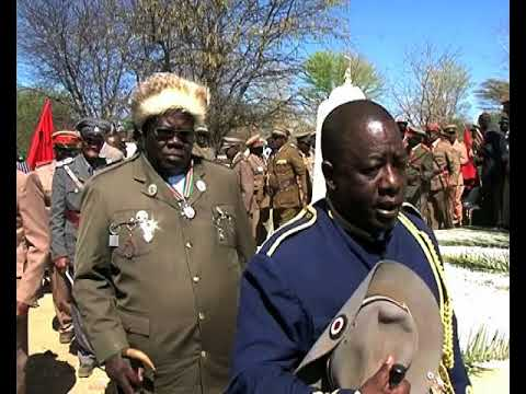 Ovaherero/Nama descendants urged to withdraw their Genocide case against German-NBC
