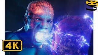 Электро против Человека-Паука. Финальная Битва | Новый Человек-паук: 2 (2014) | 4K ULTRA HD