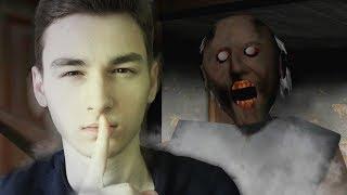 СНОВА В ГОСТЯХ У БАБУСИ! КОНЦОВКА|GRANNY Horror Mobile Game (Моменты со стрима TheBrianMaps)